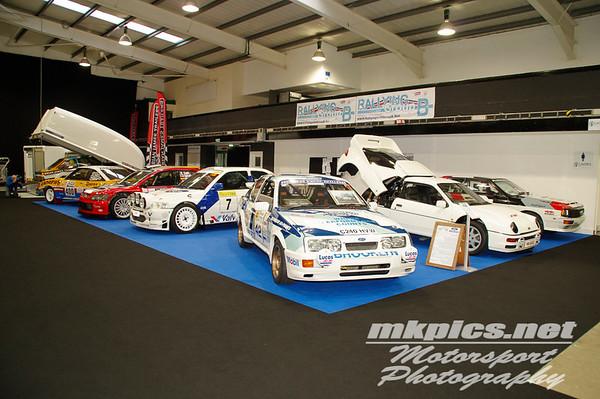 Race Retro 2017 - Show Halls