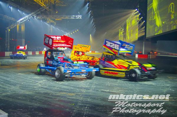 Live Action Arena, Autosport International