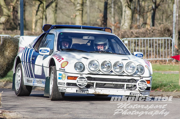 Race Retro  2018 - Rally Stage