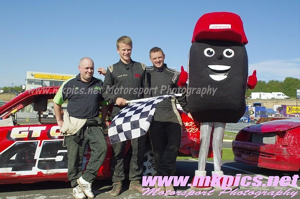 Lightning Rods, Hednesford Hills Raceway. 6 May 2013
