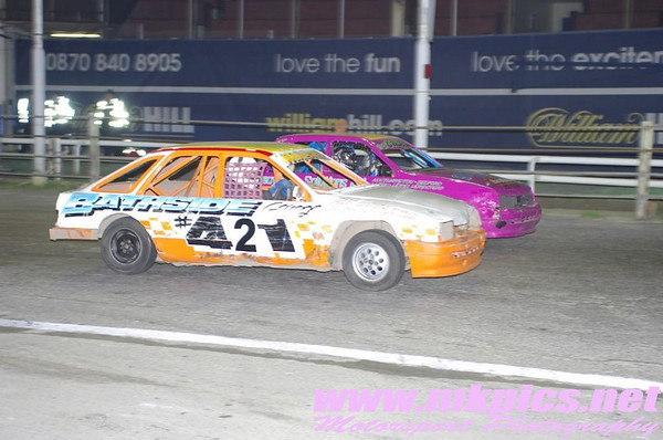 Lightning Rods, Wimbledon Stadium, 1 December 2013