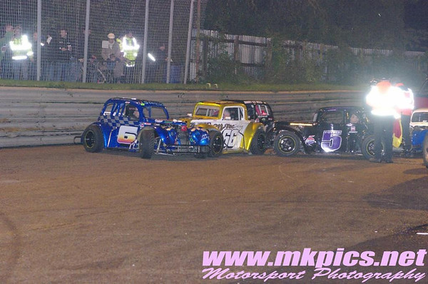 Oval Track Legends, Birmingham Wheels, 9 November 2013