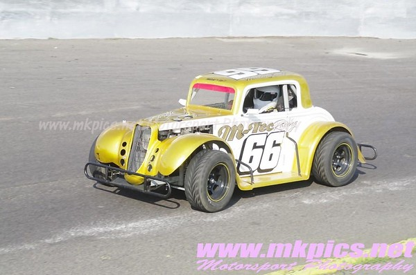 Oval Track Legends, Northampton, 26 August 2013