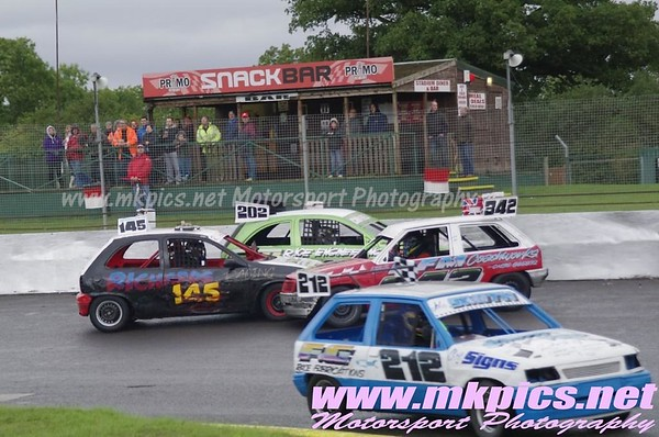 Rookie Rods, Northampton 15 September 2013