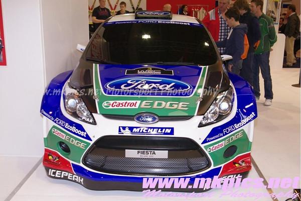 Autosport International, NEC, 12 to 14 Jan 2012
