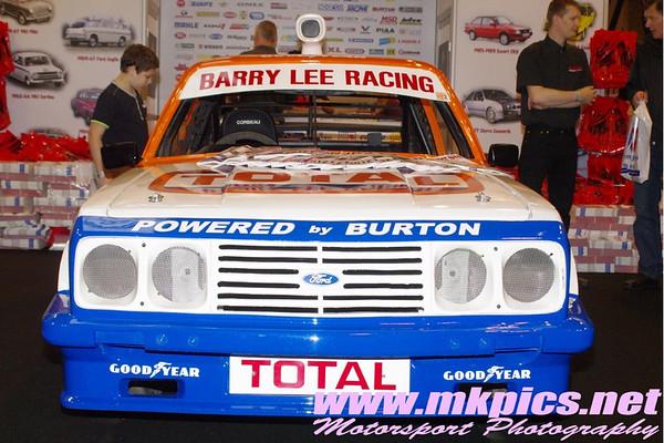 Footman James Classic Car Show, NEC, 17 November 2012