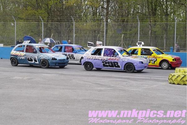 Junior Rods, Aldershot, 22 April 2012