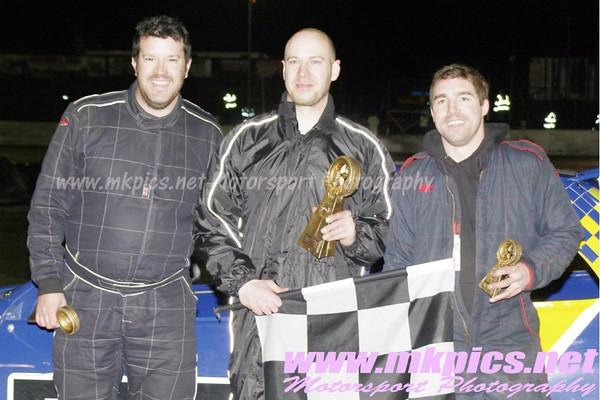 Rookie Rods, Northampton International Raceway, 14 april 2012