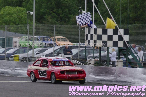 Lightning Rod Championship of the World, Northampton, 2 September 2012