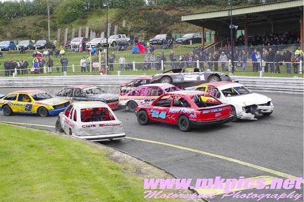Lightning Rods, Hednesford Hills Raceway, 7 May 2012