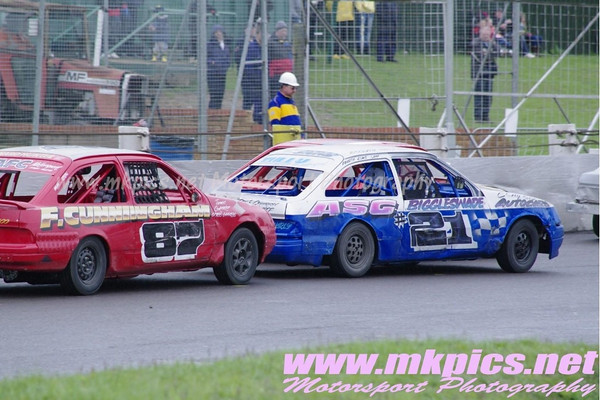 Lightning Rods, Northampton International Raceway, 9 April 2012