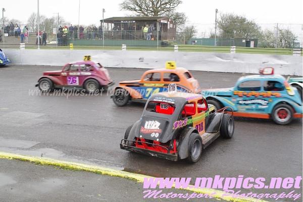 Rebels Racing, Northampton International Raceway, 9 April 2012