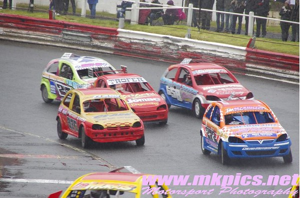 Stock Rods, Hednesford Hills Raceway, 2 May 2016
