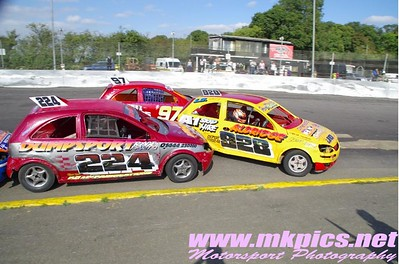 Stock Rods, Northampton 18 September