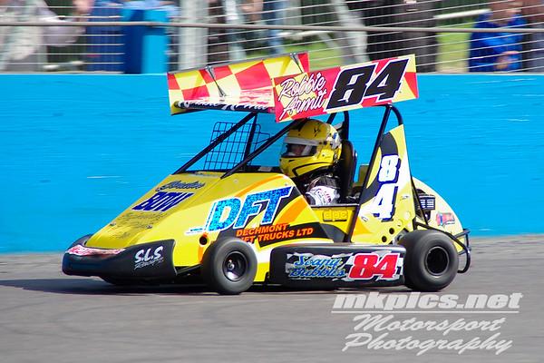 Ninja Kart 2017 British Championship