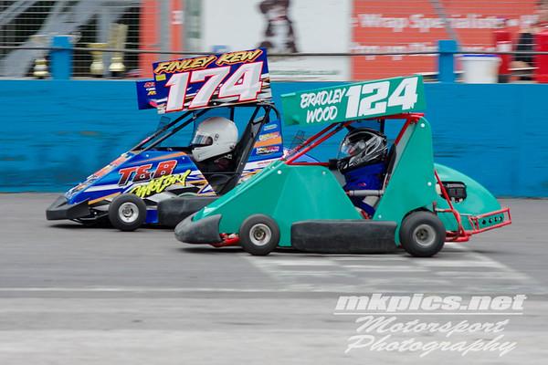 Ninja Karts, Aldershot, 23 July 2017