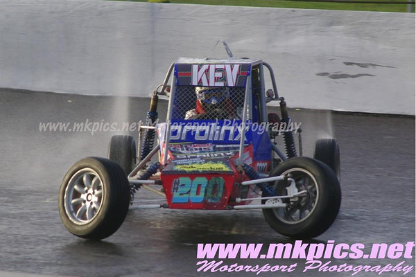 Autograss , Northampton, 8 November 2014