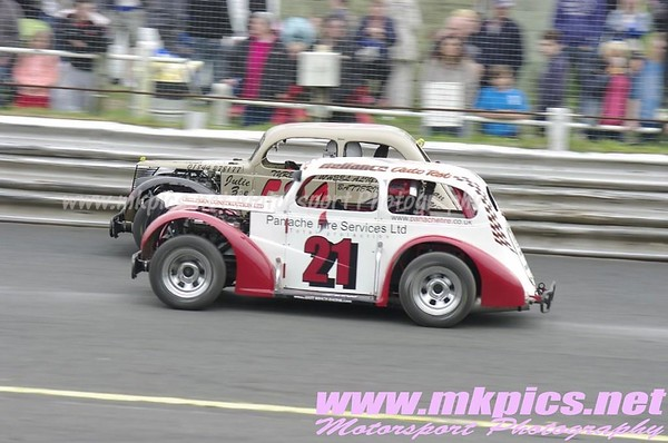 Oval Track Legends, Hednesford, 5 May 2014