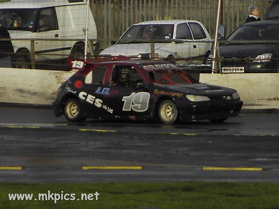 Buxton Raceway 30th October 2005 - Gallery 2