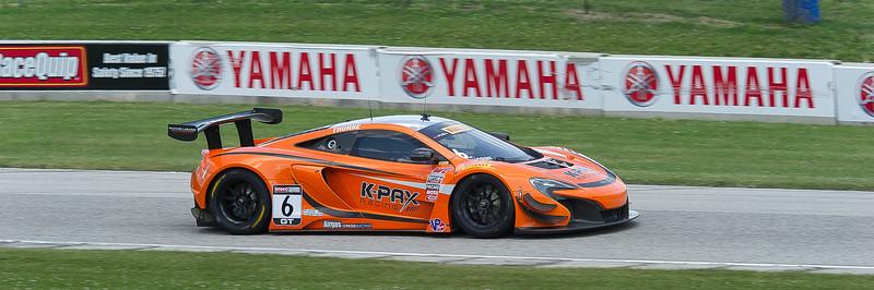 Robert Thorne -  McLaren 650S GT3