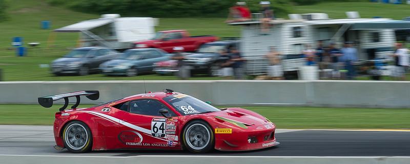 Duncan Ende - Ferrari 458 GT3 Italia
