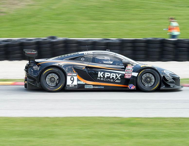 Kevin Estre -  McLaren 650S GT3