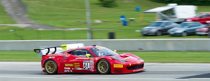 Olivier Beretta - Ferrari 458 GT3 Italia