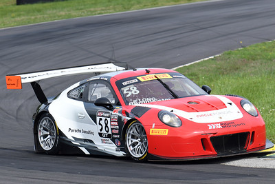 Porsche 911 GT 3 R