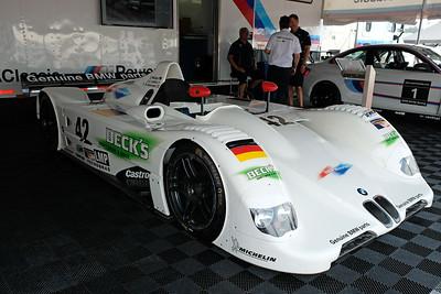 BMW le Mans prototype