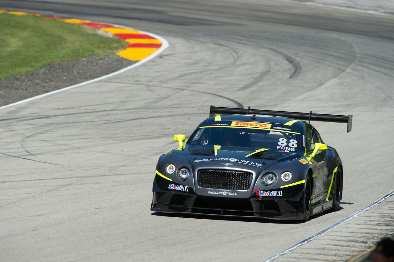 Adderly Fong   Team Absolute Bentley Continental GT3