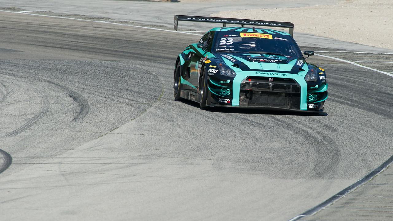 JD Davison  AE Replay XD Nissan GT Academy Nissan GT-R GT3