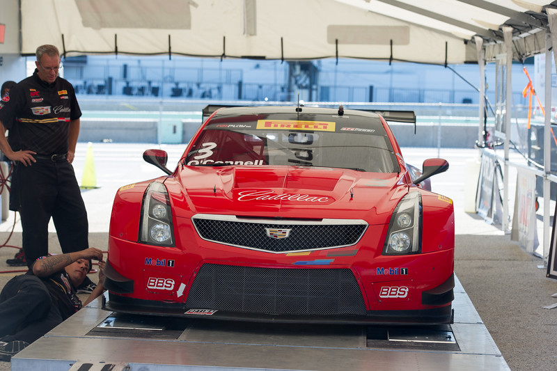 Johnny O'Connell Cadillac Racing ATS-V.R. GT3