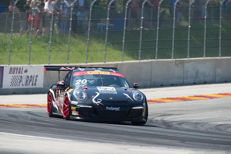 Sloan Urry TruSpeed Autosport Porsche 911 GT3 Cup