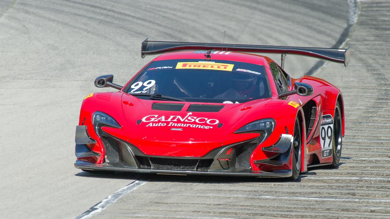 Jon Fogarty  Gainsco/Bob Stallings Racing McLaren 650S GT3