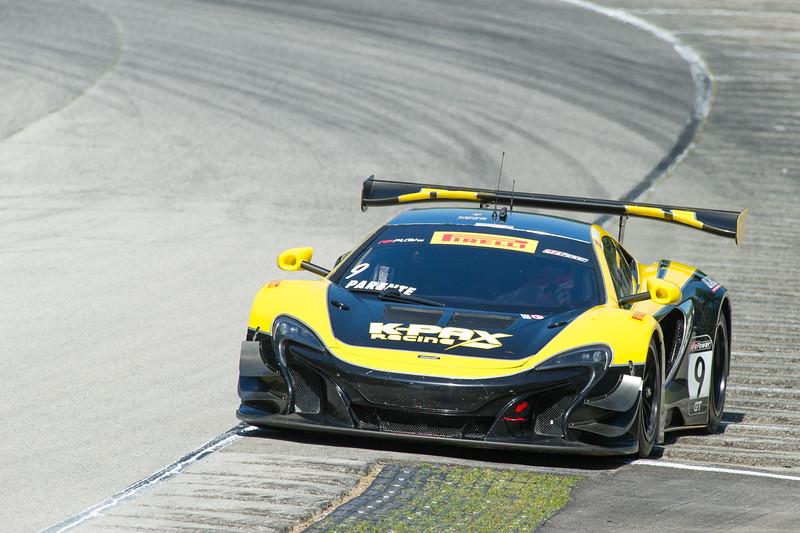 Alvaro Parente  K-PAX Racing McLaren 650S GT3