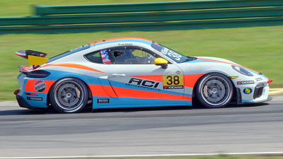 Porsche GT4 Sprint 02