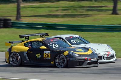 Porsche GT3 GT4 Sprint