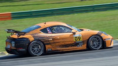 Porsche GT4 Sprint 06