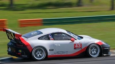 Porsche GT3 Sprint 10