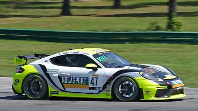 Porsche GT4 Sprint 07