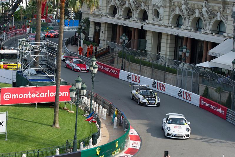 Porsche Mobil 1 Supercup 2017 Monaco