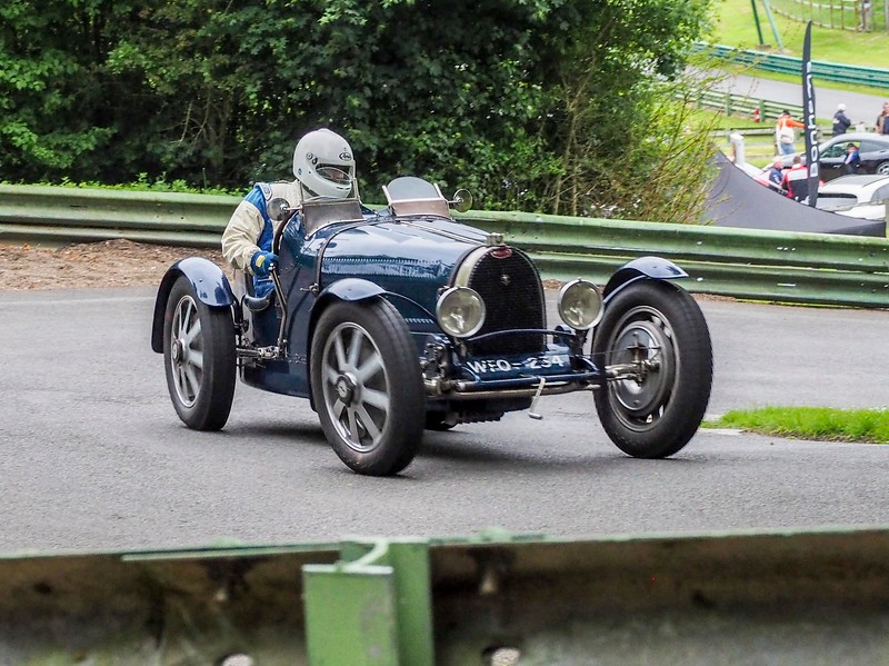 Colin Bullock Bugatti 51 May 2017