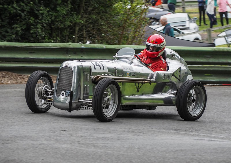 Terry Griffin Austin 7 Race single seater May 2017