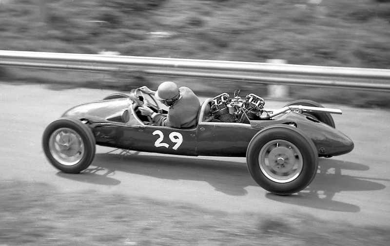Mike Hatton/Jim Payne  Cooper JAP May 1963