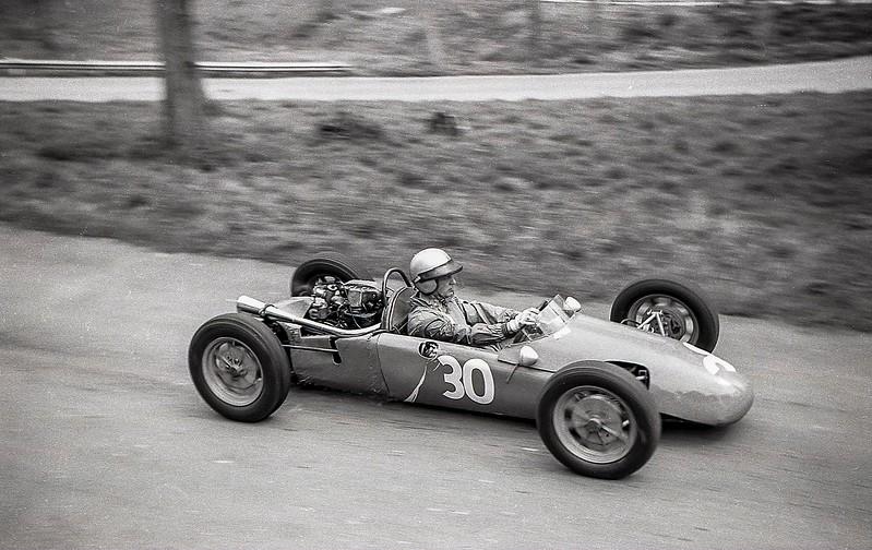 M Ledbrook Cooper May 1963