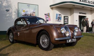 Jaguar XK120 Hardtop