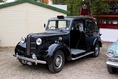 Austin FX3 Taxi