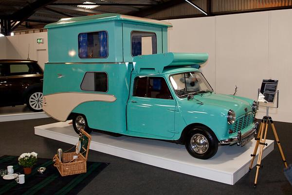 1965 Austin Mini Wildgoose Motorhome