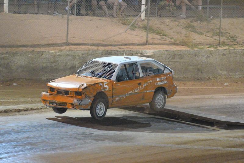 Figure 8 Ramp Race (featuring Paul Reid)