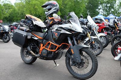 KTM bike